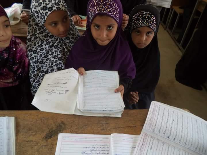 9 مراكز لتنمية الفتيات الريفيات في مقبنة تحتضن 1000 دارسة