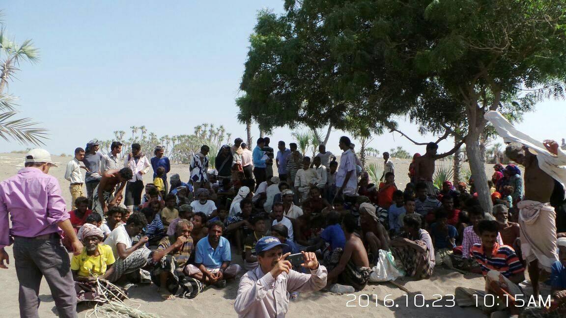 استجابة طارئة ومستدامة تستهدف 291 أسرة شديدة الفقر بالتحيتا