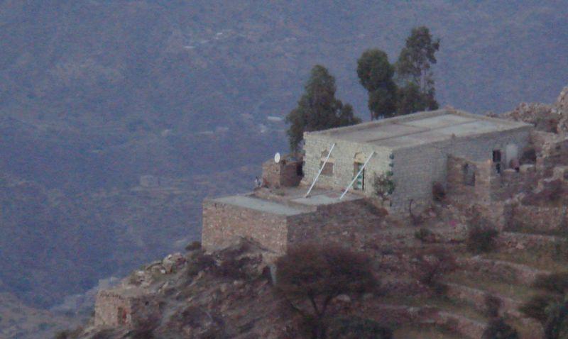 السقايات الخاصة حل فعال لفقر المياه على قمم الجبال