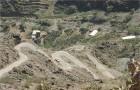 طريق القدم  جبل بني عراف- صعفان- صنعاء