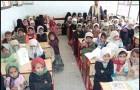 تعليم ريفي- طالبات-في-قرية-النائف
