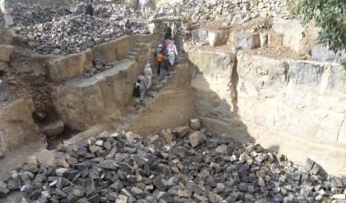 Watershed of Wadi Alrujum_Mahwit