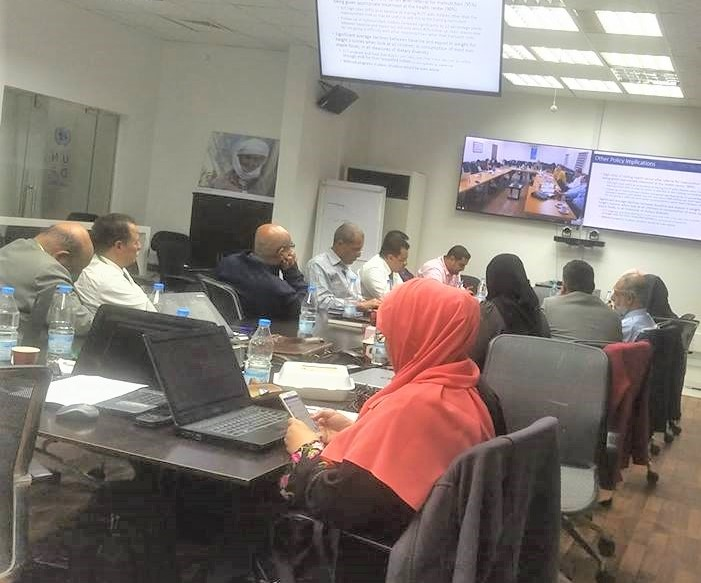 SFD and donors concluded their Joint Review Meeting