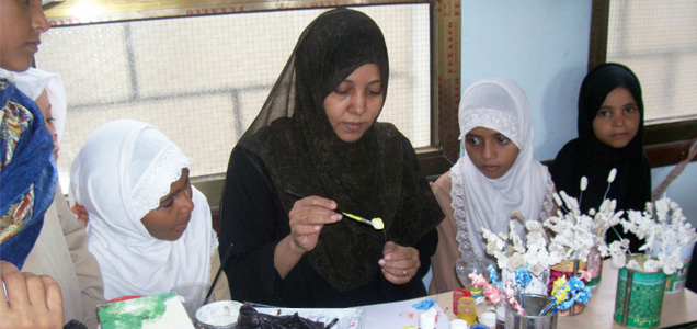 Asma' Girls School: Path for Hope and Seed for Change